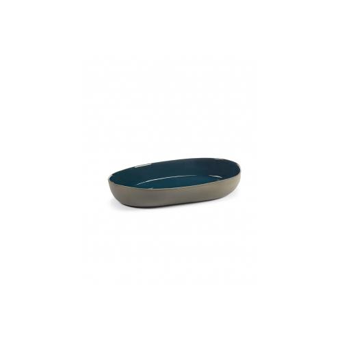 Serveerkom blauw RURAL Tableware By Anita Le Grelle
