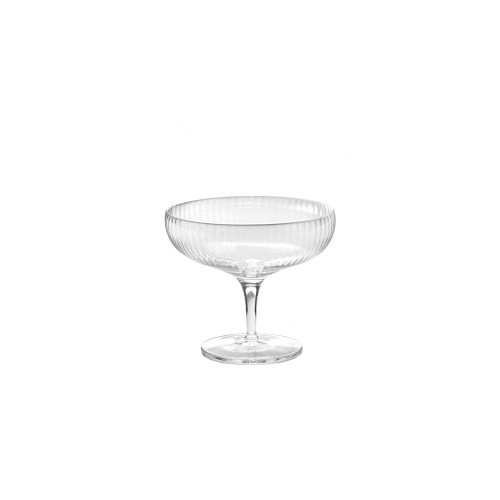 Champagnecoupe 15cl Inku Glassware By Sergio Herman