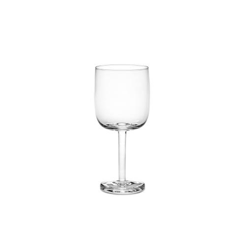 Rode wijnglas recht Base Glassware By Piet Boon