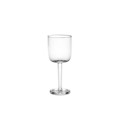 Witte wijnglas recht Base Glassware By Piet Boon