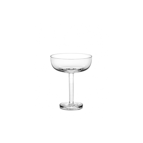 Champagnecoupe Base Glassware By Piet Boon