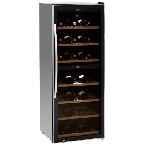Wijnkoelkast 2z 126fl bartscher