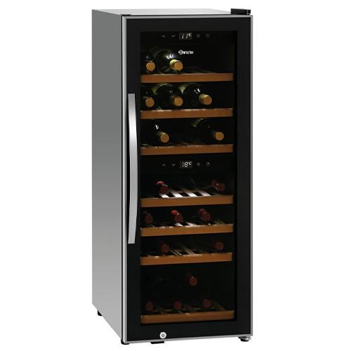 Wijnkoelkast 2z 38fl bartscher