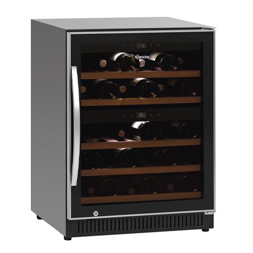 Wijnkoelkast 2z 40fl bartscher