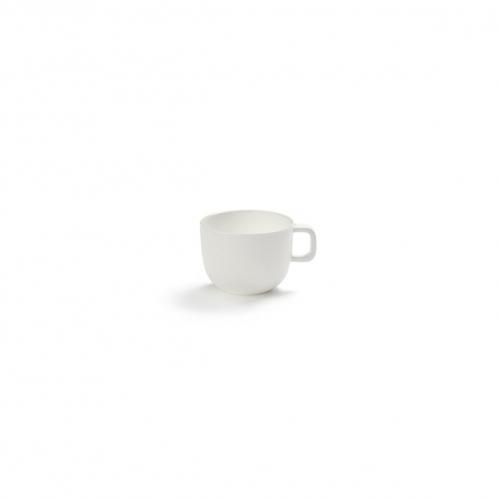 Espressokop met oor 10 cl semi geglazuurd serax servies base piet boon