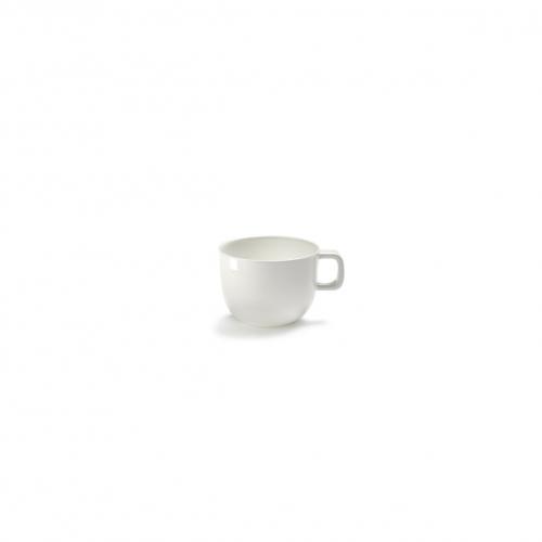 Espressokop met oor 10 cl geglazuurd serax servies base piet boon
