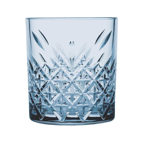Drinkglas timeless blauw 35.5cl pasabahce