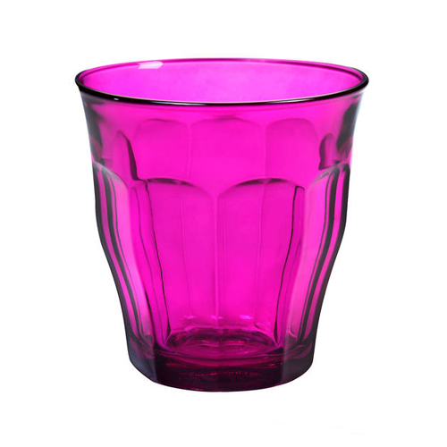 Drinkglas picardie paars 25cl duralex