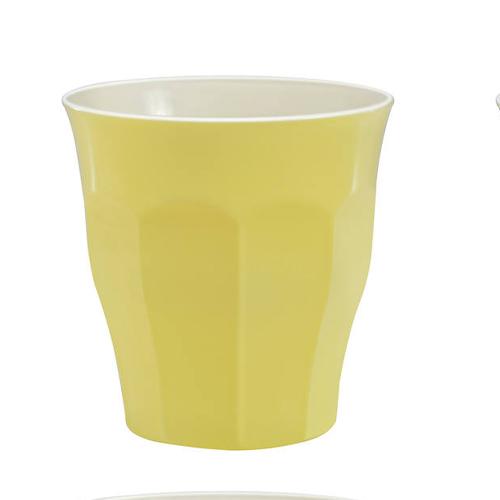 Drinkglas geel pastel 22cl duralex