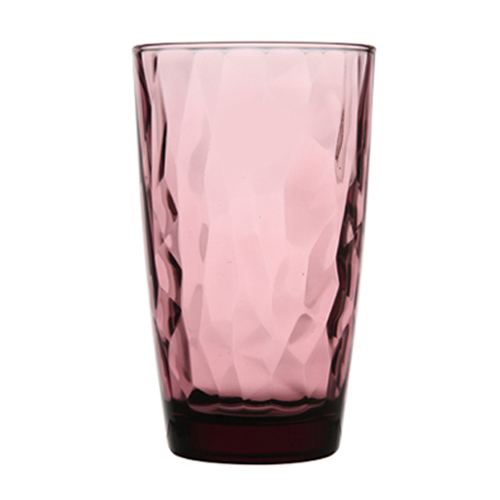 Drinkglas diamond rock paars 47cl rocco bormioli