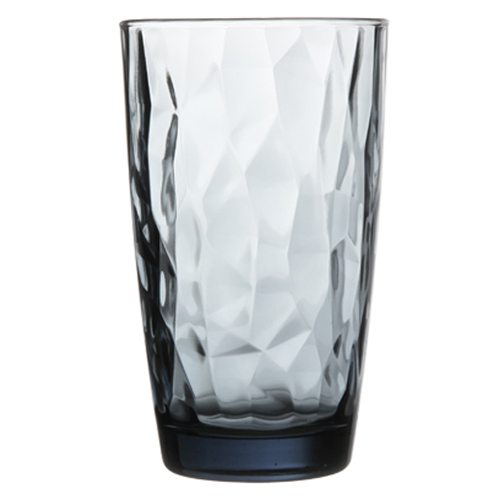 Drinkglas diamond rock blauw 47cl rocco bormioli