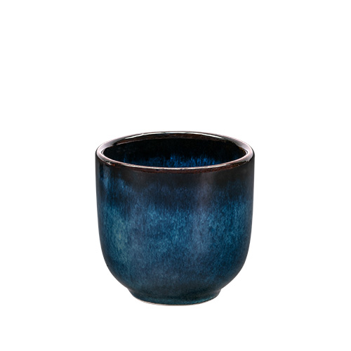 Espressokop inh 10cl Indigo Blue KAITO Stoneware