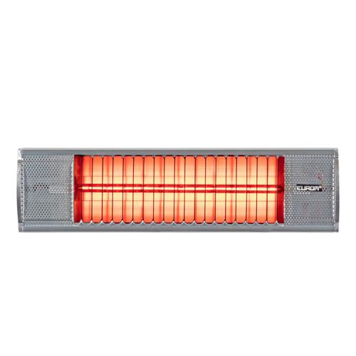 Terrasverwarmer elektrisch 1300w golden comfort eurom