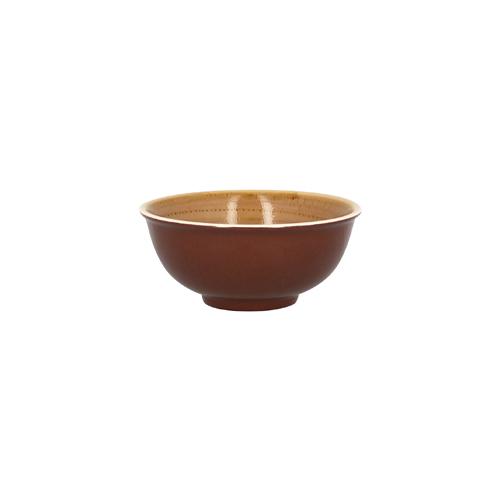 Schaal diam 12cm shell twirl rak porcelain
