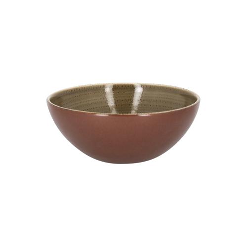 Cereal schaal diam 20cm alga twirl rak porcelain