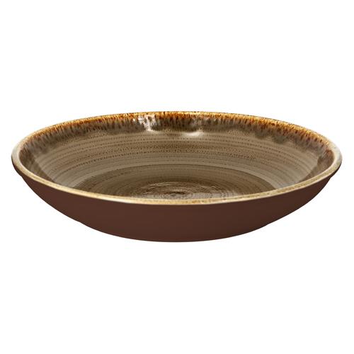 Coupebord diep diam 36cm alga twirl rak porcelain