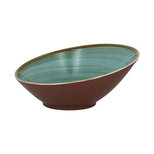 Schaal inh 1.60ltr lagoon twirl rak porcelain