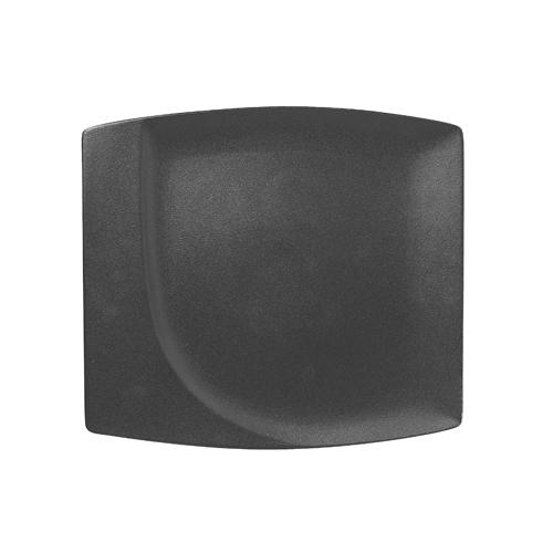 Bord plat afm 320x290mm black neofusion rak