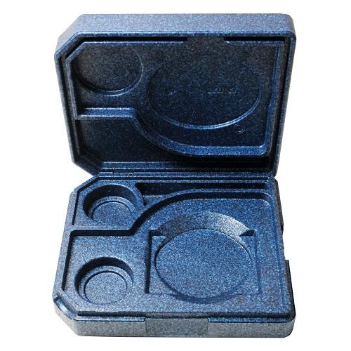 Dinner box 2 afm 440x370x120mm blauw