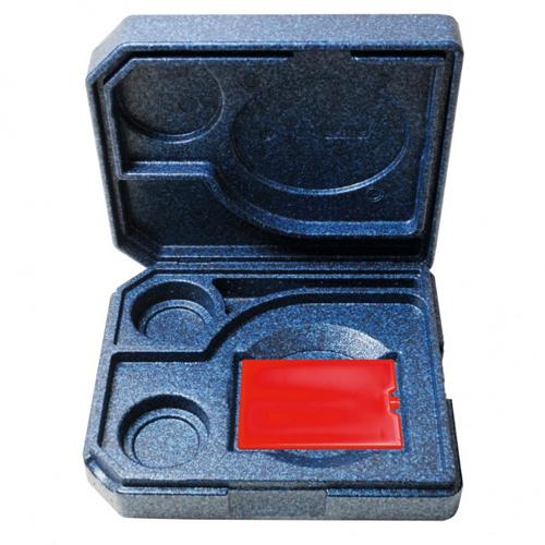 Dinner box 2 warm afm 440x370x140mm blauw