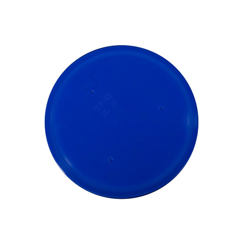 Dinner deksel diam 11,5cm blauw