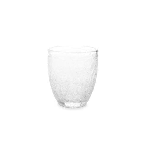 Glas crackle 25cl f2h