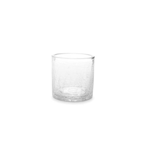 Glas crackle 22cl f2h