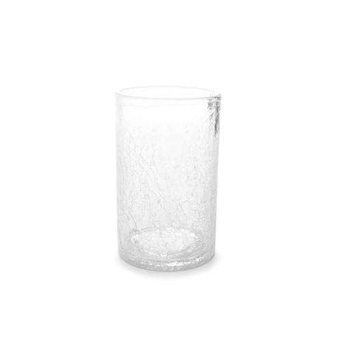 Glas crackle 40cl f2h