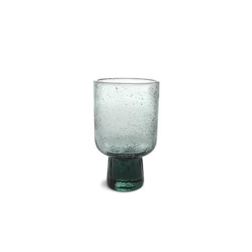 Glas kolon 25cl groen f2h
