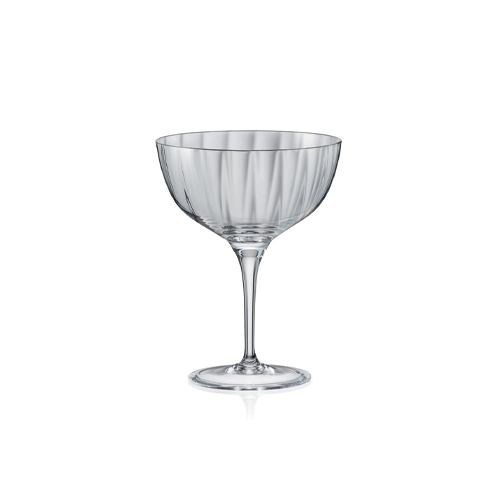 Champagneglas coupe optic 21cl f2h