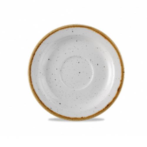 Schotel 15CM Stonecast Barley white
