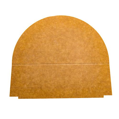 2 vaks papieren deksel verdeler 1300ML 250st