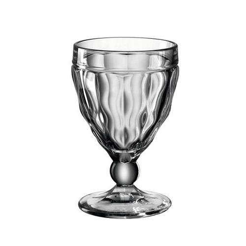 Wijnglas brindisi 24cl antraciet leonardo