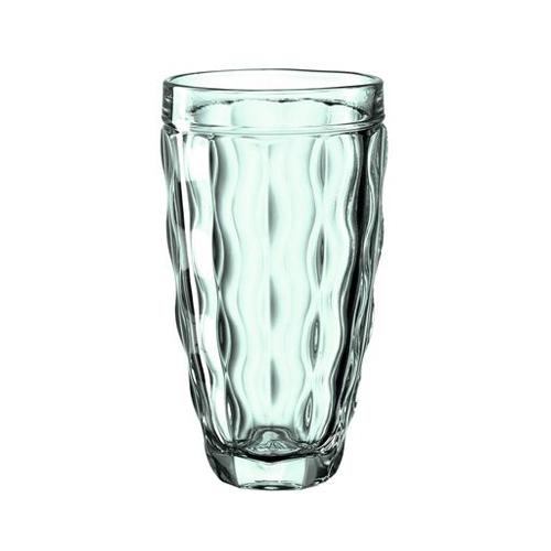 Glas ld brindisi 37cl groen leonardo