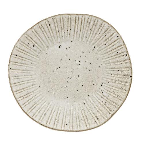 Bord diam 28.5cm stonewhite q authentic