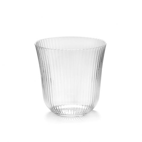Tumbler glas inh 25cl Inku by Sergio Herman Serax