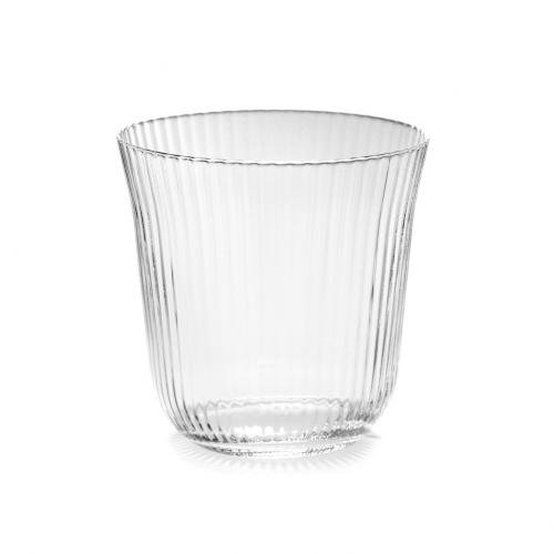 Tumbler glas inh 30cl Inku by Sergio Herman Serax