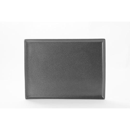 Bord rechthoekig afm 27x21cm graphite porcelite seasons