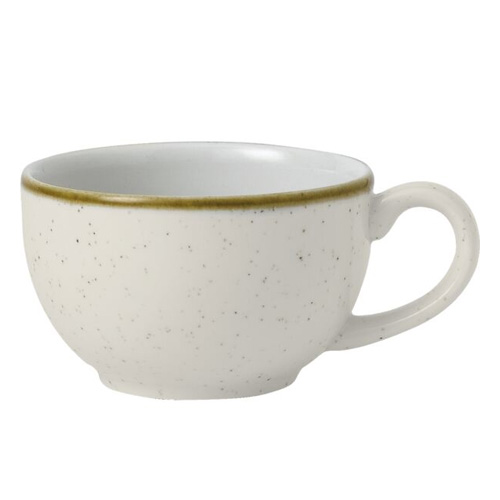 Cappuccinokop inh 17cl Stonecast Barley White Churchill
