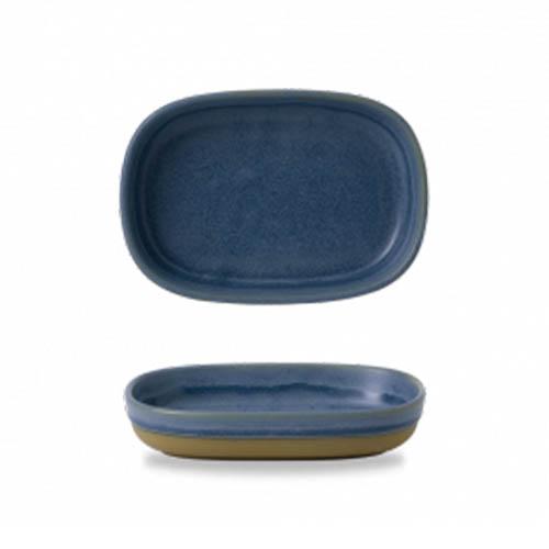 Schaal Tray 17.3 11.9 3.3CM Emerge Oslo Blue