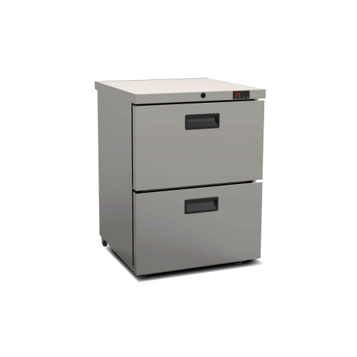 Onderbouw koelkast 2 lades HR1502D Foster
