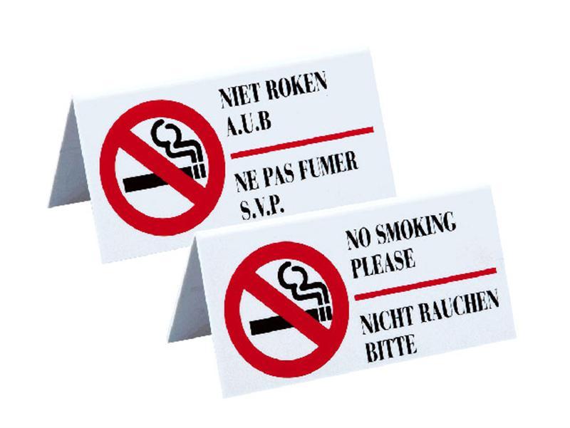 ges/Bordje Niet Roken